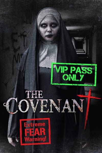 The Covenant Haunted House